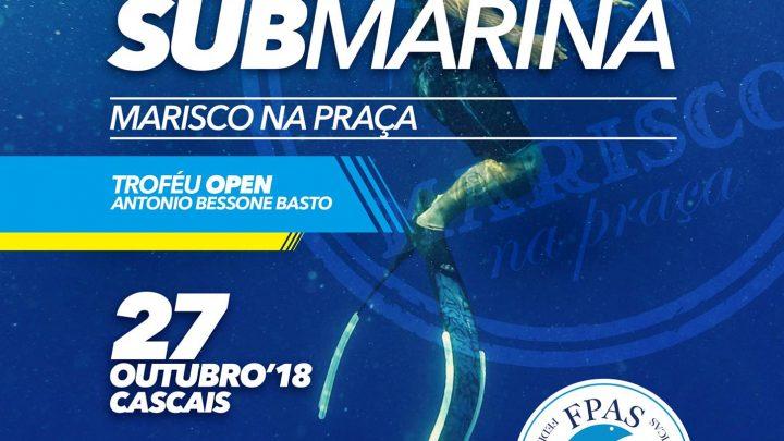 Campeonato Nacional de Triplas Pesca Submarina